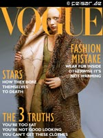 VOGUE Fashion Mistake Wear fur inside otherwise it's not warming Stars How they bore themselves to death The 3 Truths You're too fat You're not good looking You can't get these clothes